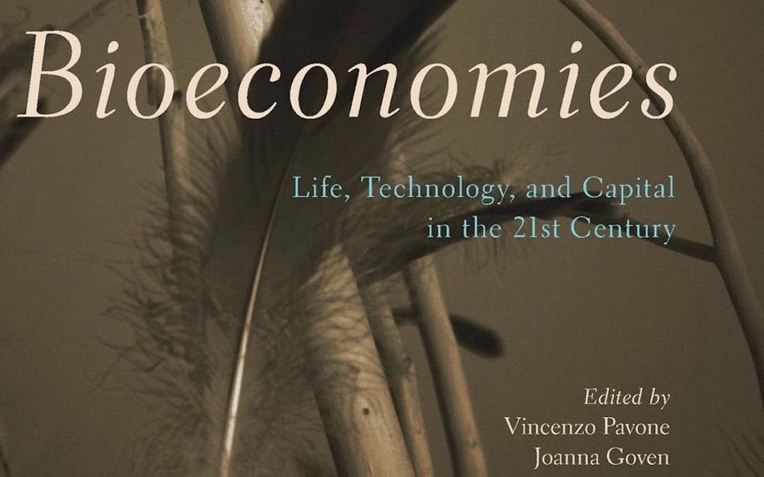 "Seminario CareNet ""Bieconomies: life, technology and capital in the 21st century"" por Vincenzo Pavone"