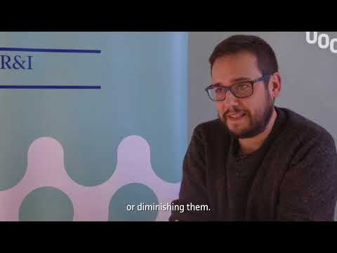 Interview with Israel Rodríguez, CareNet director, at the UOC R+I Talks