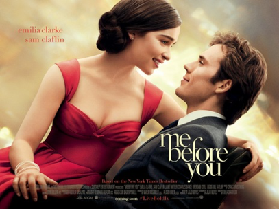 "Me Before You or, rather, ""me without sex"" 